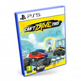Can't Drive This PS5 (SP)