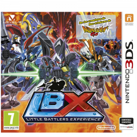 Little Battlers Experience 3DS (SP)