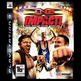 TNA Total Impact PS3 (SP)