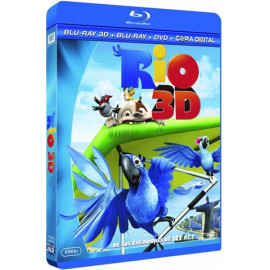 Rio 2D+3D Bluray (SP)