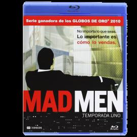 Mad Men Temporada 1 BluRay (SP)