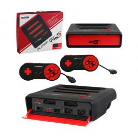 Consola Retro Trio (SNES/NES/Mega Drive) + 2 Mandos A