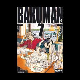 Manga Bakuman 07