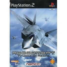 Ace Combat Trueno de Acero PS2 (SP)