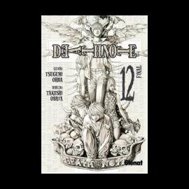 Manga Death Note Glenat 12