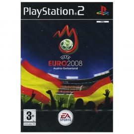UEFA Euro 2008 PS2 (SP)
