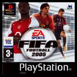 FIFA Football 2005 PSX (SP)