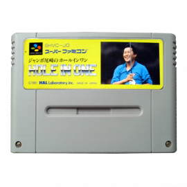 Hole in One NTSC JAP SNES