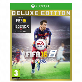 Fifa 16 Deluxe Edition Xbox One (SP)