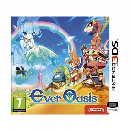 Ever Oasis 3DS (SP)