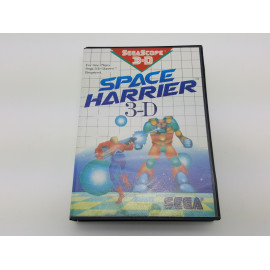 Space Harrier 3-D MS A