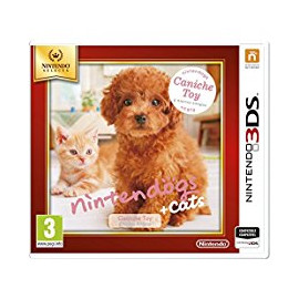 Nintendogs + Gatos: Caniche Toy Nintendo Selects 3DS (SP)