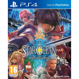 Star Ocean: Integrity & Faithlessness Limited Edition PS4 (UK)