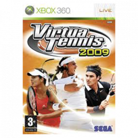 Virtua Tennis 2009 Xbox360 (SP)