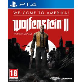 Wolfenstein II: The New Colossus PS4 (UK)
