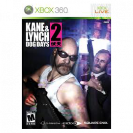 Kane & Lynch 2: Dog Days Xbox360 (SP)