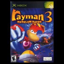Rayman 3 Hoodlum Havoc Xbox (SP)