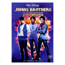 Jonas Brothers The Concert Experience BluRay (SP)