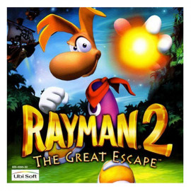 Rayman 2 The Great Escape DC (SP)