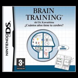 Brain Training DS (SP)