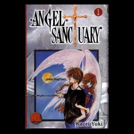 Manga Angel Sanctuary Mangaline 01