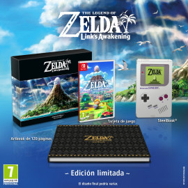 The Legend of Zelda: Link's Awakening Remake Edición Limitada Switch (SP)