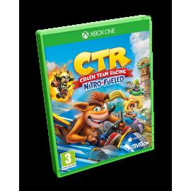 Crash Team Racing Nitro Fueled Xbox One (SP)