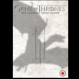 Juego de Tronos Temporada 3 DVD