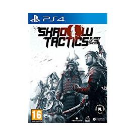 Shadow Tactics Blades Of The Shogun PS4 (SP)