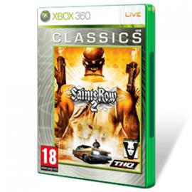 Saints Row 2 Classics Xbox360 (SP)