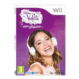 Violetta: Ritmo y Musica Disney Wii (SP)