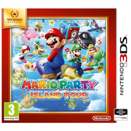 Mario Party: Island Tour Nintendo Selects 3DS (SP)