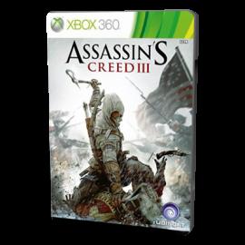 Assassin's Creed III Xbox360 (SP)