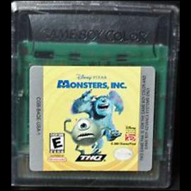 Monsters,INC GBC