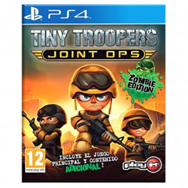 Tiny Troopers Joint Ops Zombie Edition PS4 (SP)