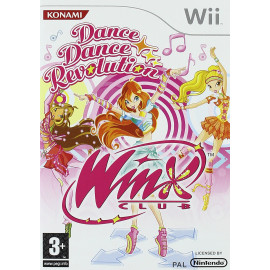 Dance Dance Revolution Winx Club Wii (SP)