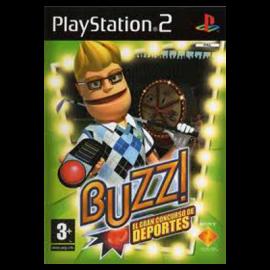 Buzz El Gran Concurso de Deportes PS2 (SP)
