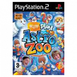 Eye Toy Play Astro Zoo PS2 (SP)