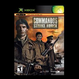 Commandos Strike Force Xbox (SP)