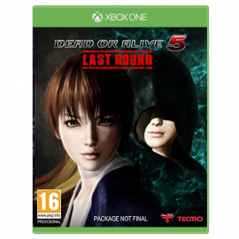 Dead or Alive 5 Last Round Xbox One (SP)