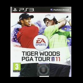 Tiger Woods PGA Tour 11 PS3 (SP)