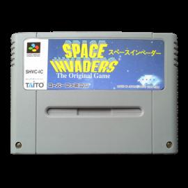 Space invaders NTSC JAP SNES