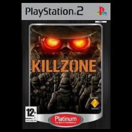 Killzone Platinum PS2 (SP)