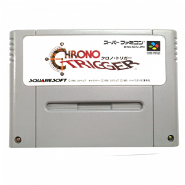 Chrono Trigger NTSC JAP SNES