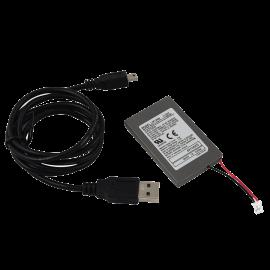 Batería Mando Dual Shock/Sixaxis 1800mAh + Cable USB PS3