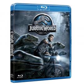 Jurassic World BluRay (SP)