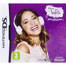Disney Violetta Ritmo & Musica DS (SP)