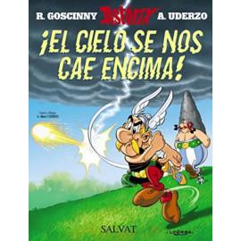 Comic Asterix Salvat 33