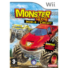 Monster 4x4 World Circuit Wii (SP)