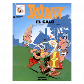 Comic Asterix Grijalbo-Dargaud 01